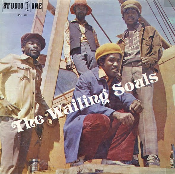 Wailing Souls - Tension