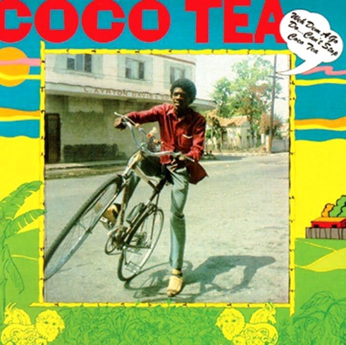 Cocoa Tea - RAS Portraits