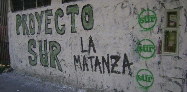 Proyecto Sur La Matanza