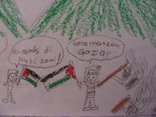Simpati anak-anak Malaysia