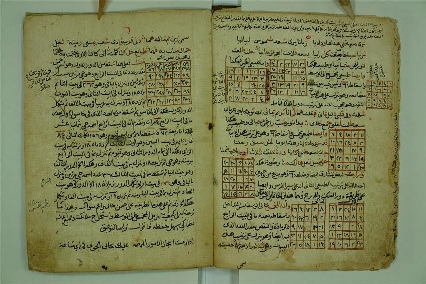 كتاب الجفر الامام علي