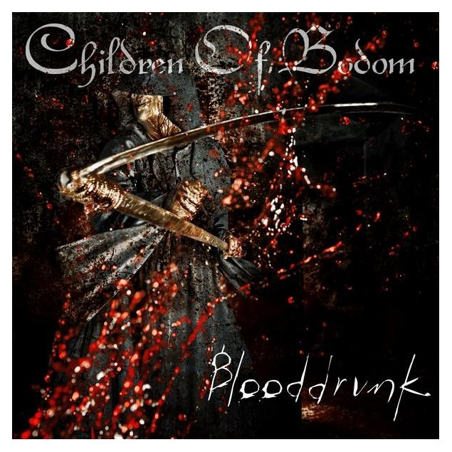 The album includes a piece of thrash metal. Children of Bodom Blooddrunk