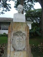 MONUMENTO A JORGE ISAACS