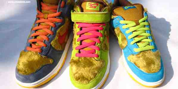 Jeremy Scott's Teddy Bears
