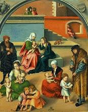 Lukas Cranach, O Velho [Natal]