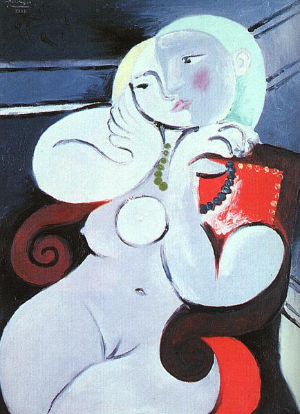 Qual seu quadro favorito ?  Picasso