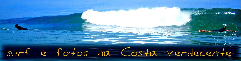 surf e fotos na costa verdecente