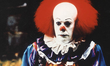 Still it must be said Tim Curry's performance is remarkable and he dominates ...
