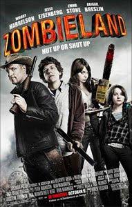 Cartel original de Bienvenidos a Zombieland