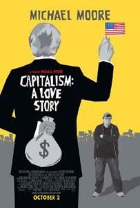 Cartel original de Capitalismo: una historia de amor