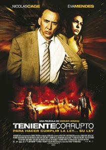 Cartel de Teniente corrupto (2009)