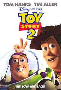 Cartel original del reestreno de Toy Story 2