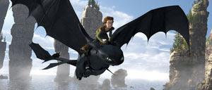 Fotograma de Cómo entrenar a tu dragón