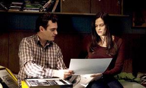Joaquin Phoenix y Vinessa Shaw en Two Lovers