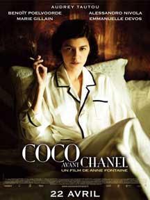 Cartel original de Coco, de la rebeldía a la leyenda de Chanel