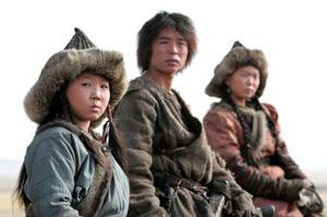 Fotograma de Mongol