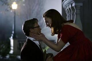 Brad Pitt y Cate Blanchett en El curioso caso de Benjamin Button