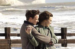 James McAvoy y Keira Knightley en Expiación, más allá de la pasión