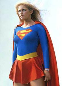 Helen Slater como Supergirl