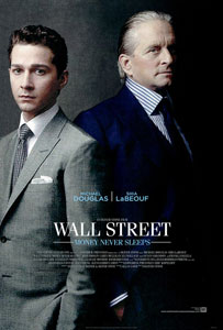 Cartel original de Wall Street: El dinero nunca muere