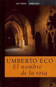 Porta de El nombre de la rosa, de Umberto Eco