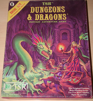 Dungeons &amp; Dragons 1ed