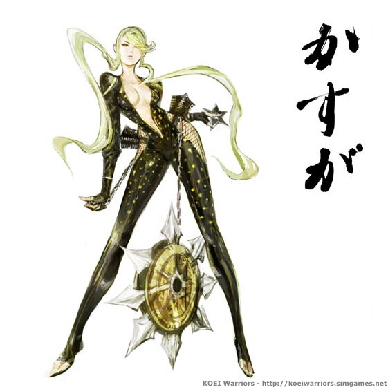 LOL!!! So glad Bayonetta isn't a blonde and has glasses... although, this version is pretty smexy too ;)