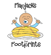 FLAPJACKS FOR FOOTPRINTS