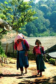 Home stay Lisu village