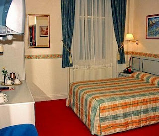 Bed and breakfast earls court