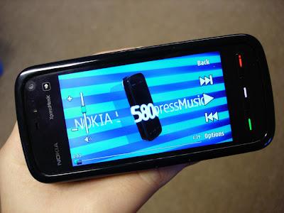 Nokia 5800 Vs Apple iphone