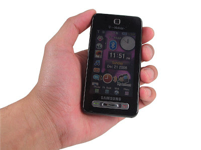 Samsung Behold SGH-T919  3G phone