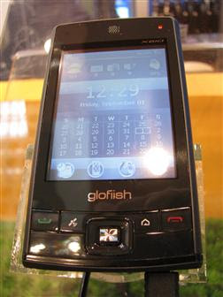 Eten goldfish X610  has handwriting recognition feature