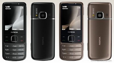 Nokia 6700 is a 5Mp camera phone