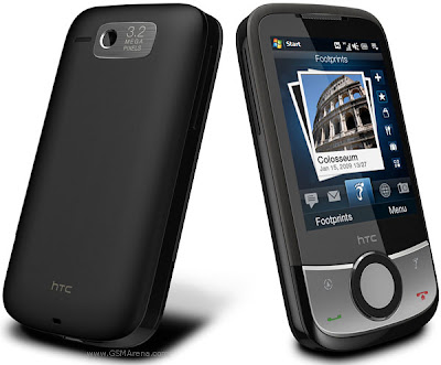 HTC Touch Cruise has Handwriting recognition