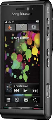 Sony Ericsson Idou 12.1 Mp 3G phone