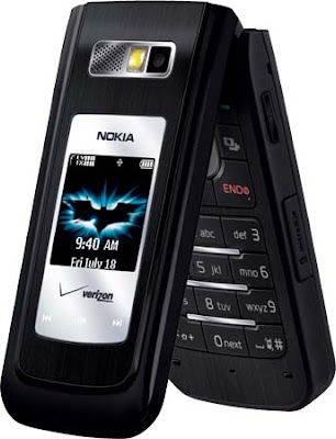 Nokia 6205 the famous Dark knight Edition phone