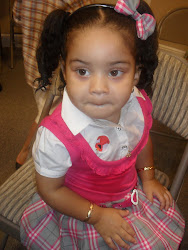 "...and the PRINCESS, she is 3 years young, Lets call her ""A"""