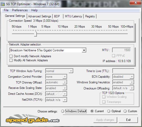 Tcp optimizer descargar musica