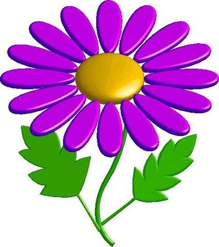 gambar rumah kartun on Gambar: Gambar Kartun Bunga