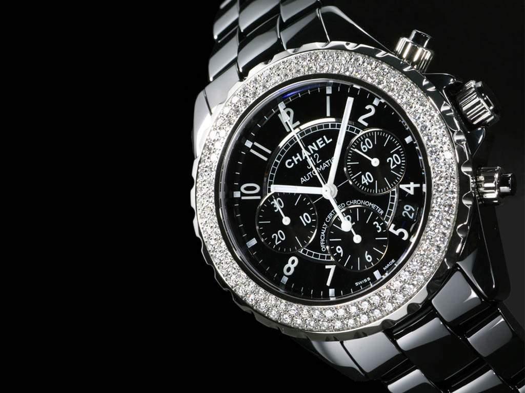 Chanel Jewelry Watch