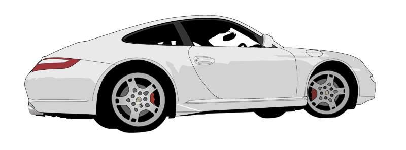 Gambar Kartun Mobil