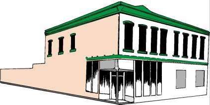 Gambar Clipart Gedung