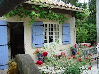 Imatge del poble de Rognonas (FRA)
