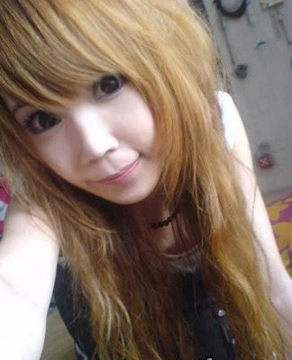 Emo Girl Wallpaper. Asian Emo Girls wallpaper give