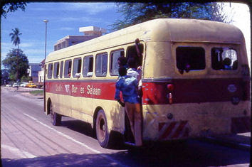 Swahili Time: UDA Bus 1974