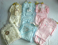 Gift Set -Baby Mini Beetle (9PCS-GARMENTBAG)