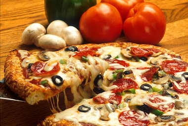 La Pizza...