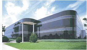 Melco Embroidery Systems building