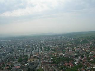 panoramic Deva Hunedoara